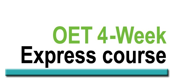 OET 4 Week Express Course