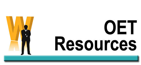 Occupational English Test OET Resources