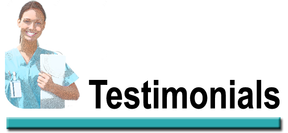 Testimonials for our OET Course