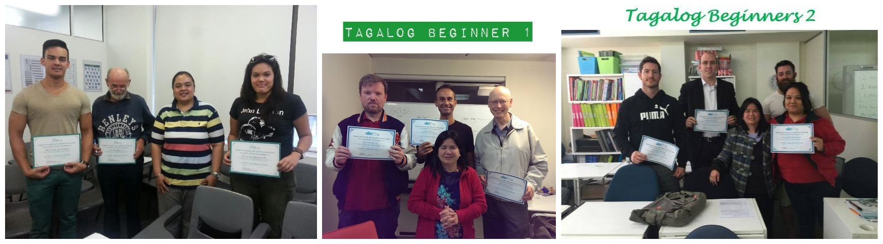 Tangalog Sydney course
