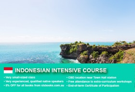 Indonesian Intensive Course
