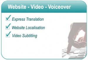 Website - Video - Voiceover