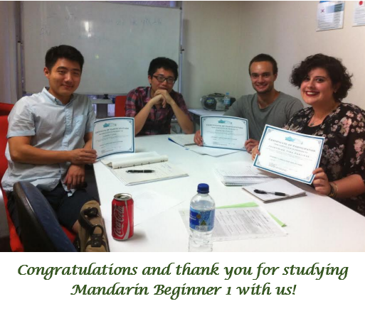 learn Mandarin in Sydney
