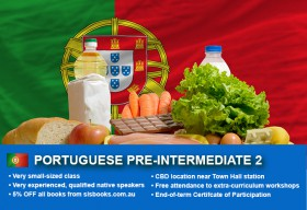 Improve your Portuguese language skills with tailored private tutorials in Sydney CBD. Flexible times are available to suit your needs.