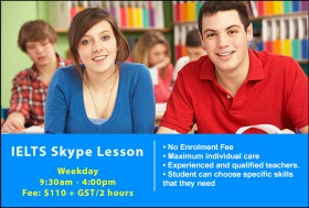 Prepare for the IELTS Exam with an IELTS Skype Lesson. Improve key exam skills and strategies to achieve successful IELTS results.
