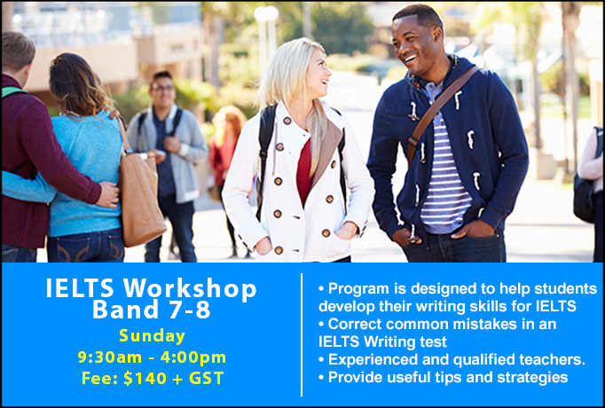 how to get a band 8 on ielts writing