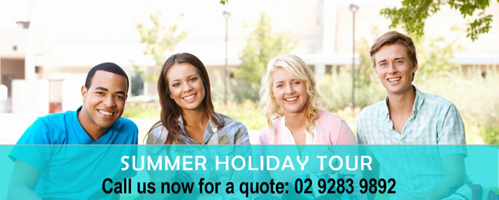 Summer Holiday Tour copy