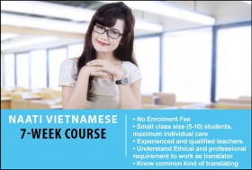 Prepare for the NAATI Exam with a NAATI Vietnamese Preparation Course in Sydney. Learn key exam skills and strategies to achieve successful NAATI results.