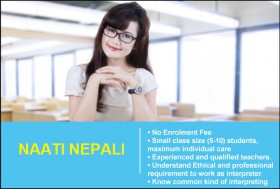 Prepare for the NAATI Exam with a NAATI Nepali Preparation Course in Sydney. Learn key exam skills and strategies to achieve successful NAATI results.