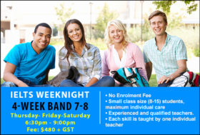 IELTS 4-Week band 7-8