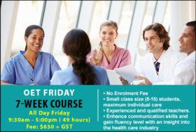 OET 7-Week Friday