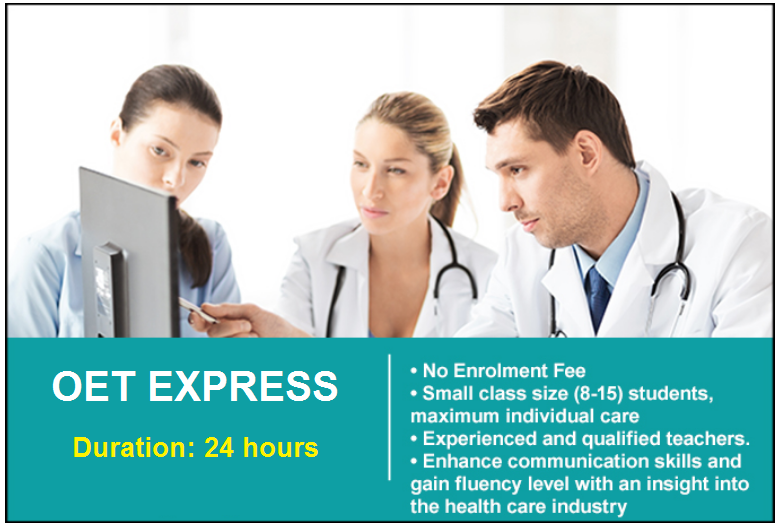 OET 4-Day Express Course | Sydney Language Solutions