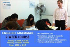 English Grammar 5-Week Course