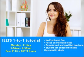 Prepare for the IELTS Exam with a private IELTS Tutorial in Sydney. Improve on key exam skills and strategies to achieve successful results.
